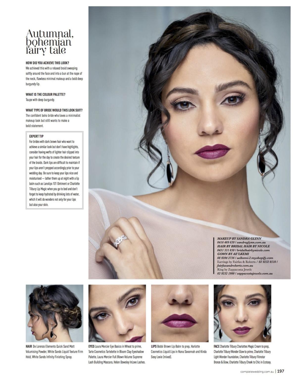 Beauty Black Books - Alexandra Longstaff Portfolio - The Loop